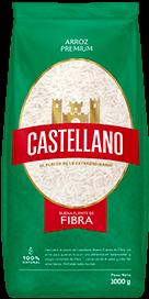 ARROZ CASTELLANO BUENA FUENTE DE FIBRA