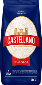 Arroz Castellano Blanco