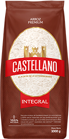 Arroz Castellano Integral