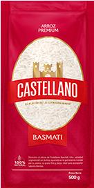 Arroz Castellano Basmati