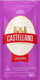 Arroz Castellano Jazmín